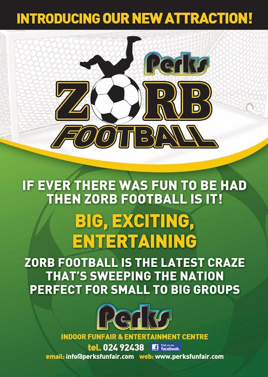 Zorb Front Flyer